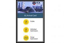 Pengunjung boleh guna kad ketibaan elektronik dalam ujian ICA