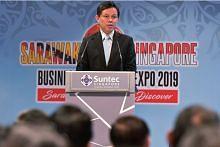 Pelancongan antara potensi besar kerjasama antara S'pura-Sarawak: Chun Sing