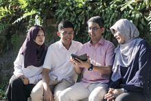 Faishal syukuri kejayaan anak terima Biasiswa Presiden