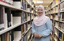 Ustazah Amalina manfaatkan ilmu agama, sains sosial selaku penyelidik RSIS