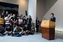 Carrie Lam harap bantahan aman rintis usaha pulih keamanan
