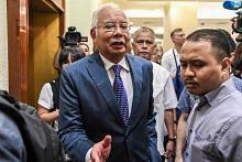 Dana SRC: Nasib Najib diketahui 11 Nov