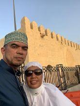 Pasangan tunggu tujuh tahun sebelum niat haji tercapai