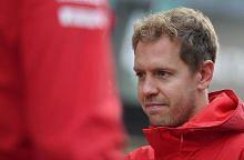 FORMULA SATU Vettel 'tidak bimbang' walau semakin kerap buat silap