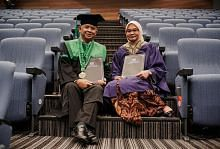 Minat pelajari cendekiawan Muslim dorong bapa terus pertingkat ilmu