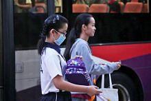 Pelajar dibenar guna pelitup di sekolah: MOE