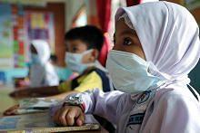 Hampir 300 sekolah di KL yang tutup dek jerebu minggu lalu dibuka semula