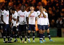 PIALA LIGA ENGLAND Nasib Spurs bak jatuh ditimpa tangga