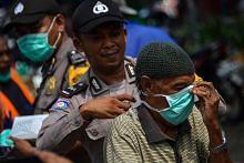 Suasana cerah di Sumatera, Kalimantan setelah hujan dua hari