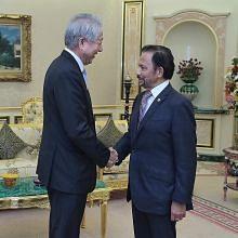 S'pura, Brunei jalin kerjasama tingkat sektor makanan, pertanian