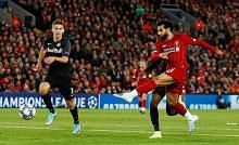 Salah selamatkan Liverpool; Messi inspirasi Barcelona