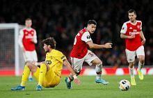 Martinelli wira baru Arsenal; Man Utd pula tumpul