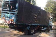 Dua maut dalam kemalangan libatkan lori dan motosikal di Woodlands