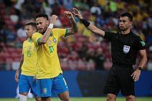 Lesu sahaja samba Brazil dan Neymar