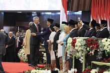 Presiden Jokowi mula penggal kedua