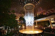 TEKS UCAPAN PERDANA MENTERI LEE HSIEN LOONG SEMPENA PEMBUKAAN RASMI JEWEL LAPANGAN TERBANG CHANGI Jewel jadikan Lapangan Terbang Changi lebih kompetitif: PM Lee