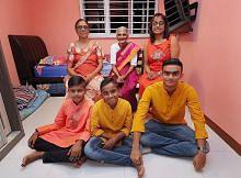 Deepavali empat generasi