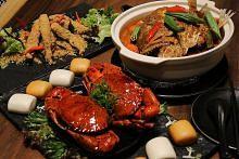 Hidangan Nanyang antara tarikan restoran Four Seasons Durians