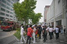 4,000 diarah keluar apabila Century Square di Tampines terbakar