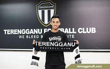 Faris sertai Terengganu