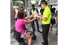 Lebih 760 pengguna PMD diberi amaran sejak larangan