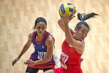 Bola jaring: S'pura mulai Sukan SEA dengan kemenangan besar