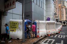 China panggil duta Amerika bantah rang undang-undang Hong Kong