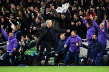 Spurs bangkit, mara ke pusingan 16; Dybala wira Juventus