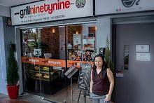 Grill Ninety Nine sediakan pelbagai hidangan Barat