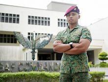 Leftenan Qamarul kongsi 'rahsia' jadi komando