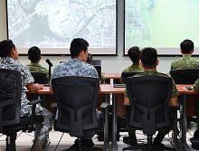 Pusat Komand Operasi Khas SAF bagi tangani ancaman pengganasan