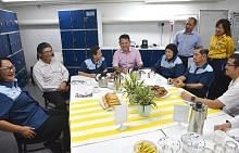 Zaqy: 70% tempat kerja sedia kawasan rehat bagi pekerja sumber luar