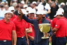 Woods kekal cemerlang bantu Amerika juarai Piala Presiden