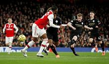 De Bruyne unggul bantu Man City benam Arsenal, Man U hanya seri