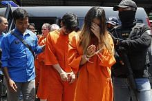 Dadah: Wanita S'pura antara enam suspek asing diberkas di Bali