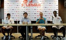 LIGA PERDANA SINGAPURA John Yap: Gombak United sertai SPL 'satu khabar angin melucukan'