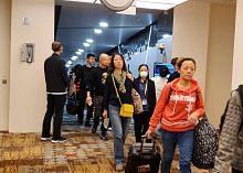 Pneumonia outbreak in Wuhan