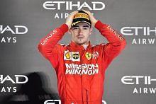 Ferrari lanjut kontrak Leclerc hingga 2024