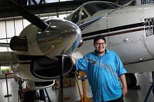 Kekurangan, tidak ada sokongan tidak hambat buru kejayaan di poli Pelajar autisme SP kejar impian ceburi kerjaya kejuruteraan penerbangan