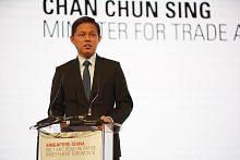 Chun Sing: S'pura optimistik secara berhati-hati tentang ekonomi