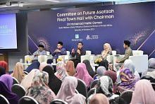 Maliki: Mufti Fatris, bakal Mufti Nazirudin beri inspirasi pada asatizah masa depan