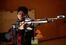 Menembak bantu fokus dalam pelajaran