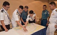 Empat negara bincang cara atasi kegiatan lanun di Selat S'pura