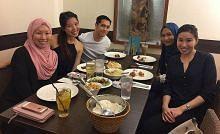 Mudah bagi mualaf nikmati sajian Cina halal