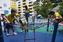 Ruang lebih besar di sekolah, tadika bagi galak anak lebih aktif