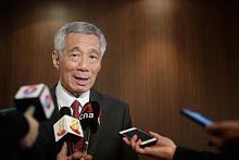PM Lee: S'pura kini utamakan penyusunan semula ekonomi