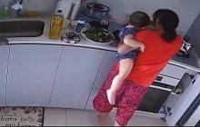 Amah ditangkap cederakan bayi perempuan 16 bulan