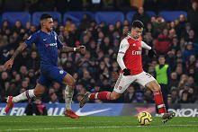 LIGA PERDANA ENGLAND Arsenal sekat Chelsea dengan semangat baru