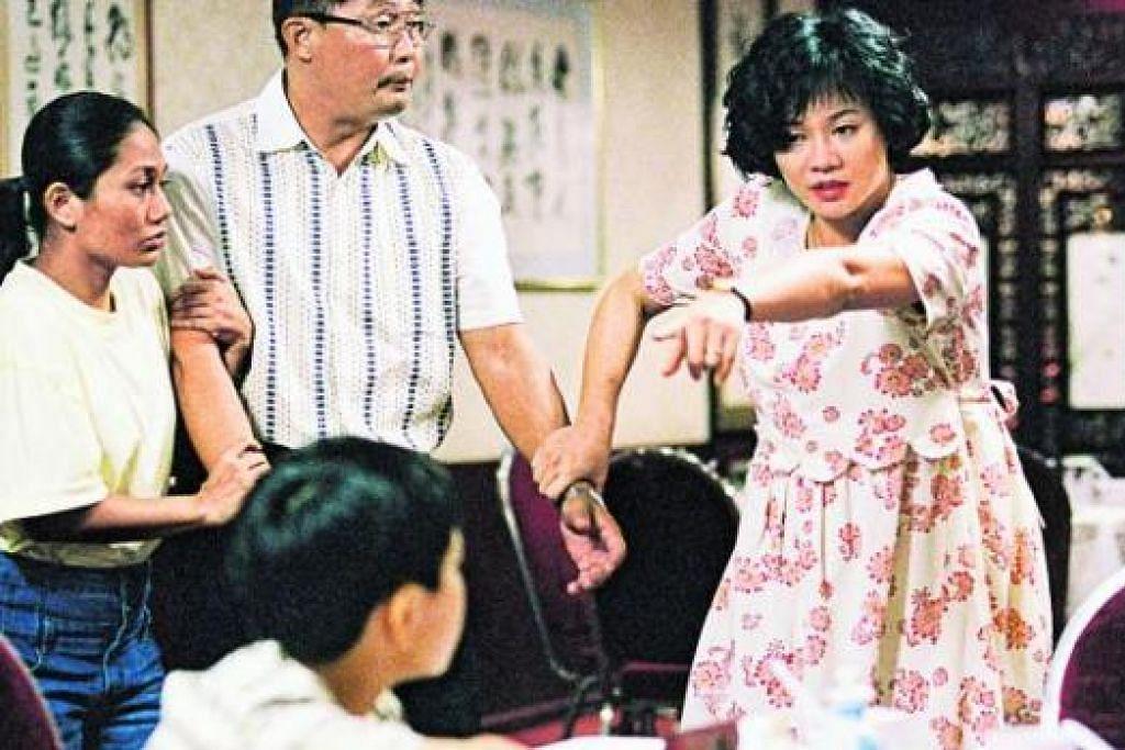 LLO-LLO: Filem dihasilkan Encik Anthony Chen menjadi bukti filem Singapura boleh mencapai hahap antarabangsa. - Foto ANTHONY CHEN