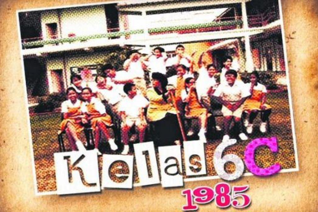 KELAS 6C, 1985: Dihasilkan syarikat Shortman Films telah dibeli Disney Channel dan disiarkan di beberapa negara Asean. - Foto SHORTMAN FILMS